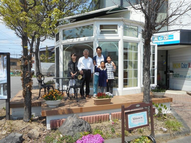 幾久屋さん(長野県)へ訪問時写真