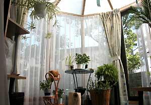 施工例07 お花とある空間