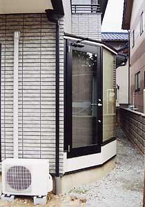 施工例09 狭い空間を有効活用