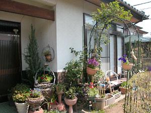 和風住宅に木のぬくもりを感じる悠Uサンルーム(外観2)