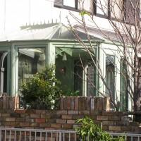 北九州市にも悠Uサンルームを施工しました!(外観1)