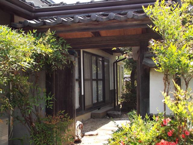 純和風住宅に木のぬくもりを感じる悠Uサンルーム(外観4)【長野県上田市】
