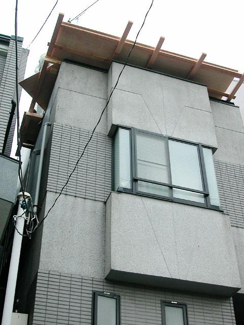 施工例3-20 都心の天空に 悠Uサンルーム